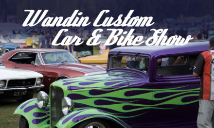 WANDIN CUSTOM CAR AND BIKE SHOW